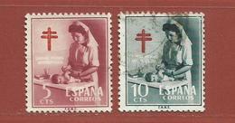 Espagne N° 838 - 839 - 1931-Aujourd'hui: II. République - ....Juan Carlos I