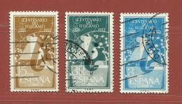 Espagne N° 873 - 874 - 875 - 1931-Aujourd'hui: II. République - ....Juan Carlos I