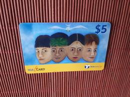 Fuji Prepaidcard Used Rare - Fidji