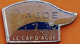JJ...900.......LE  CAP  D AGDE...........commune Française D'Agde (Hérault). - Villes