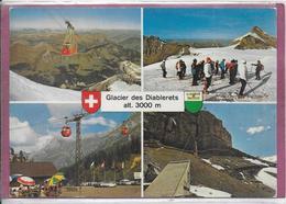 GLACIER DES DIABLERETS - VD Vaud