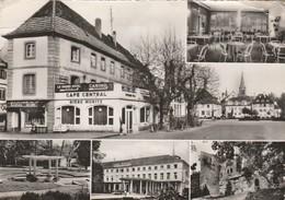 REF.HP  . 67 . NIEDERBRONN LES BAINS . CAFE CENTRAL HELF - Niederbronn Les Bains