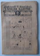 """L'ECOLIER ILLUSTRE 1907 - N° 1 A 8 - HISTOIRE DESSINEE """" LE TELEPHONE DE L'ONCLE JONATHAN """" - Livres, BD, Revues"""