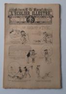 """L'ECOLIER ILLUSTRE 1907 - N° 9 A 11 - HISTOIRE DESSINEE """" LE SABOT D'YVIC """" - Livres, BD, Revues"""