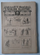 """L'ECOLIER ILLUSTRE 1907 - N° 36 A 44 - HISTOIRE DESSINEE """"VENGEUR DE SON PERE"""" - Livres, BD, Revues"""