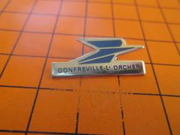 SP17 Pins Pin's / Rare & Belle Qualité  THEME POSTES / LA POSTE PTT GONFREVILLE L'ORCHER - Mail Services