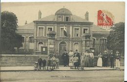 SANVIC - La Mairie - France