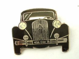 PIN'S CITROËN - TRACTION - EMAIL - Citroën