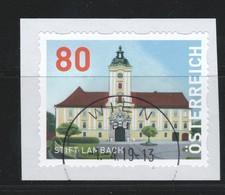 """Österreich 2018: """"Dispensermarke-Stift Lambach"""" Gestempelt (siehe Foto) - 1945-.... 2. Republik"""