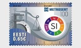 Estland / Estonia - Postfris / MNH - Metrosert SI 2019 - Estland