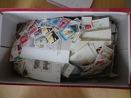 500g Lose Marken Fundgrube (11044) - Lots & Kiloware (mixtures) - Min. 1000 Stamps