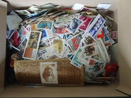 500g Lose Marken Fundgrube (11052) - Briefmarken