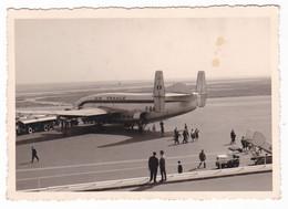 """AEREO - PLANE - """" BREGUET 763 AIR FRANCE """" - AVION -  FOTO ORIGINALE 1961 - Aviation"""