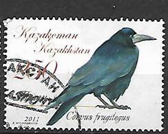Kazakhstan  2011 Birds   Used - Kazakistan
