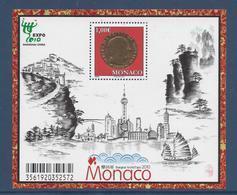 Monaco - Bloc YT N° 96 - Neuf Sans Charnière - 2009 - Blocs