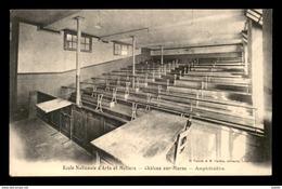 51 - CHALONS-SUR-MARNE - ECOLE NATIONALE DES ARTS ET METIERS - AMPHITHEATRE - Châlons-sur-Marne