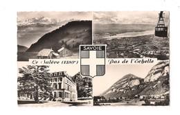 LE SALEVE - PAS DE L'ECHELLE -  Le Mont Blanc - Centre D'accueil  SNCF - ( CAP Paris N° 1596 ) - - Autres Communes