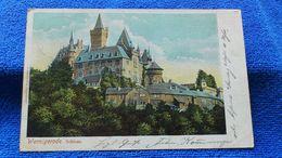 Wernigerode Schloss Germany - Wernigerode