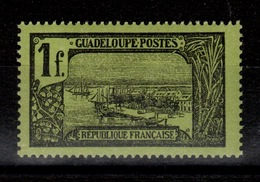 Guadeloupe - YV 69 N** Gomme Coloniale - Ungebraucht