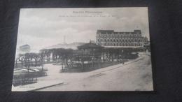 CPA 64 Biarritz Pittoresque - Hotel Du Palais Et Promenade De La Plage - Biarritz