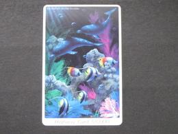 JAPAN HIGHWAY PREPAIDCARD Y 58.000 - FISH - Giappone