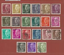 Espagne Général Franco - 1931-Aujourd'hui: II. République - ....Juan Carlos I