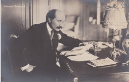 Bt - Cpa Edmond ROSTAND - Ecrivains