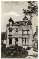 80 : HALLENCOURT - VILLA DE LA PAQUERETTE - Frankreich