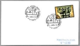 Matasellos 25 ANIVERSARIO GRUPO FILATELICO. Vigo, Pontevedra, Galicia, 1978 - 1931-Hoy: 2ª República - ... Juan Carlos I