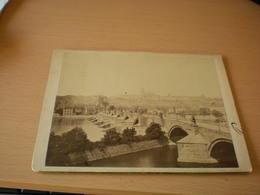 Old Cardboard Prag - Anciennes (Av. 1900)