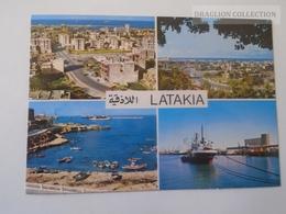 D164019   Syria  Syrie  LATAKIA - Syria
