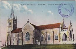 RONCHAMP: Chapelle De N.D. Du HAUT, La Haute-Saône Historique - France