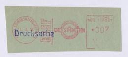 BRD AFS - LUDWIGSHAFEN, BASF Glysantin 11.3.59 - Fabriken Und Industrien