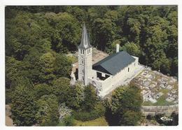 5420 - VILLERS EN LESSE - Ac 47-51 A .- Vue Aérienne. L' Eglise - Rochefort