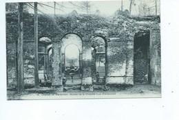 Morlanwelz SBP No 16 Château De Mariemont Ruines De La Chapelle - Morlanwelz