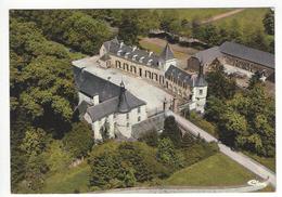 5420 - VILLERS EN LESSE - Ac 47-52 A .- Vue Aérienne. Le Château - Rochefort