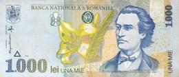 1000 Lei Rumänien 1998 VF/F (III) - Rumänien