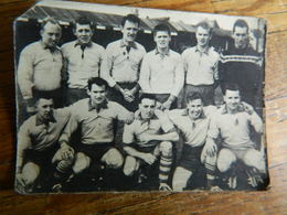 FOOTBALL:TRES RARE CHROMO DU SK BEVEREN WAES 1957/1958 DIVISION 3 A - Voetbal