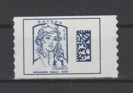 FRANCE / 2016 / Y&T N° AA 1216A ** : Ciappa TVP Europe De Carnet (SANS GRAMMAGE) - état D'origine - Adhésifs (autocollants)