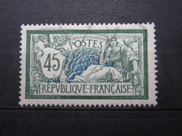 VEND BEAU TIMBRE DE FRANCE N° 143 , X !!! (b) - 1900-27 Merson