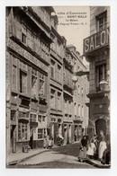 - CPA SAINT-MALO (35) - La Maison De Duguay-Trouin (avec Personnages) - Edition Guérin 3531 - - Saint Malo