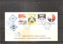 FDC Chypre - Evènements - Série Complète - 1989 (à Voir) - Chypre (République)
