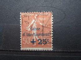 VEND BEAU TIMBRE DE FRANCE N° 250 !!! (b) - Sinking Fund