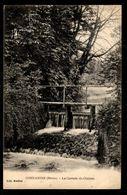 51 - CONNANTRE (Marne) - La Cascade Du Château - Altri Comuni