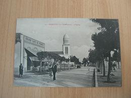 CP44/ TUNISIE KAIROUAN L EGLISE  / CARTE NEUVE - Tunisie