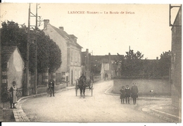 ROUTE DE BRION - Laroche Saint Cydroine
