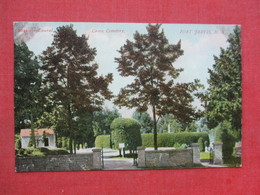 Grove Cemetery  Port Jervis - New York >   Ref 3399 - Other