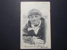 Carte Postale -  Chanson BROTREL - Au Profit Des Malheureux Pêcheurs - 1903 (2807) - Fishing