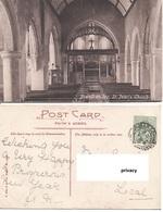 Inghilterra Sussex Bexhill On Sea - Cattedrale Di San Pietro - Chiese E Conventi