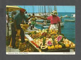 NASSAU - BAHAMAS - HARBOURSIDE MARKET NASSAU - PHOTO E. LUDWIG  BY JOHN HINDE STUDIO - Bahamas